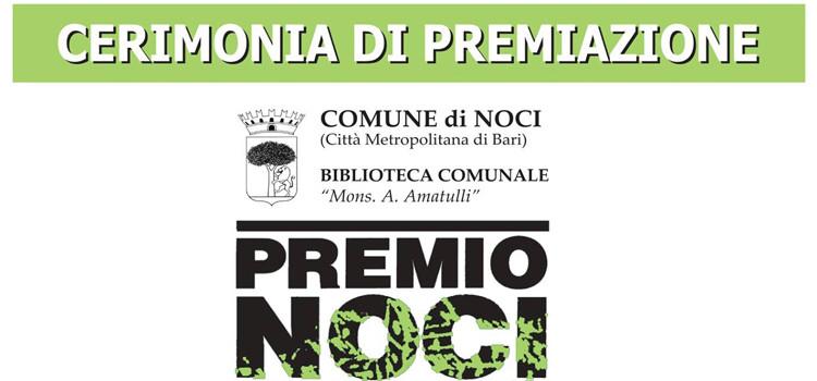 Premio Noci, cerimonia di premiazione