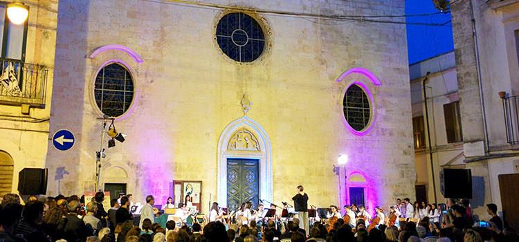 """L'orchestra giovanile dell'IC """"Gallo – Positano"""" saluta in musica l'anno scolastico"""