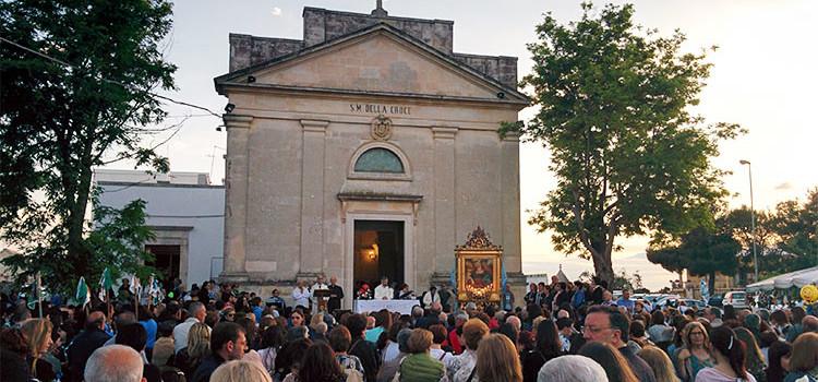 """Madonna della Croce, continua la tradizione della """"festa campestre"""""""