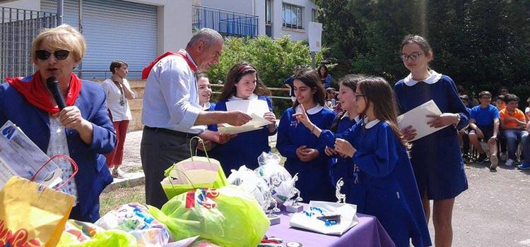 """Fine scuola: festa e solidarietà al I° circolo """"Pascoli-Cappuccini"""""""