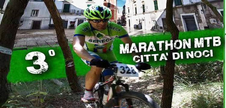 """Terza edizione della Marathon MTB """"Città di Noci"""""""