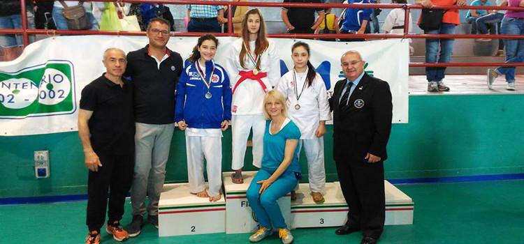Karate: Lippolis alla finale nazionale a squadre del Trofeo CONI