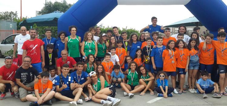 Trofeo Light: prima prova del campionato giovanile SUD a Matera