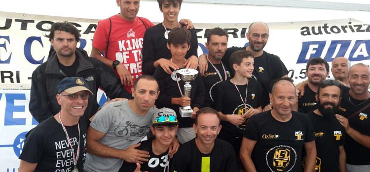 La Otrè TT conquista a Bari titoli regionali individuali