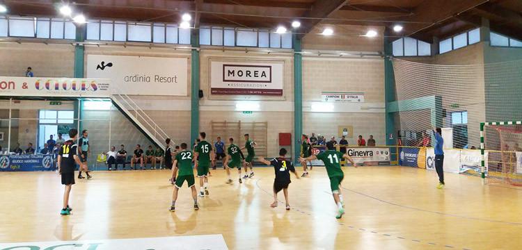 Pallamano, Finali Nazionali U18: 2 vittorie su 2 per il Noci