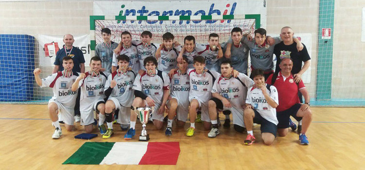 Finali nazionali U18 a Noci: Bologna Campione d'Italia