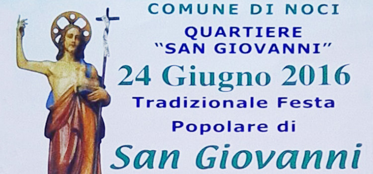 Festa rionale di San Giovanni Battista