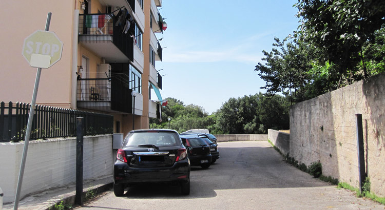 Strada privata in via da vinci soluzione alternativa for Strada privata