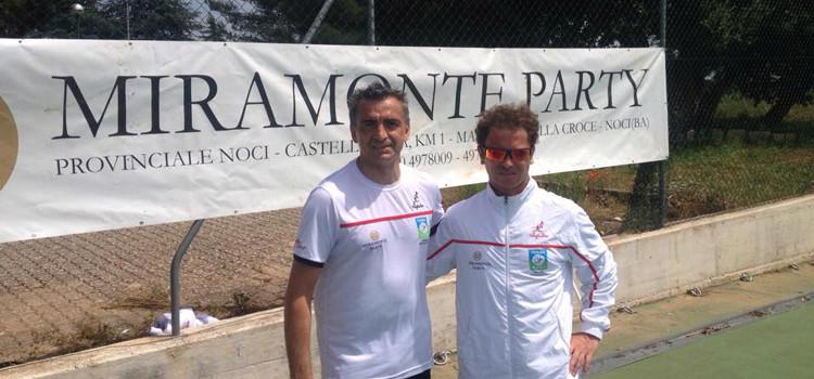 TC Noci Miramonte Party: mancato l'obiettivo di promozione in D1