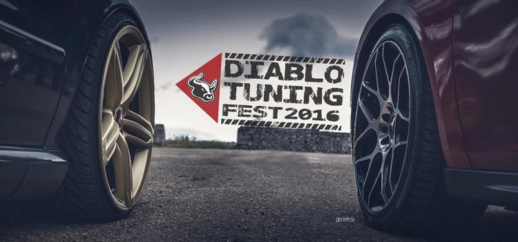 Al Nuovo Foro Boario, D. T. F. – Diablo Tuning Fest