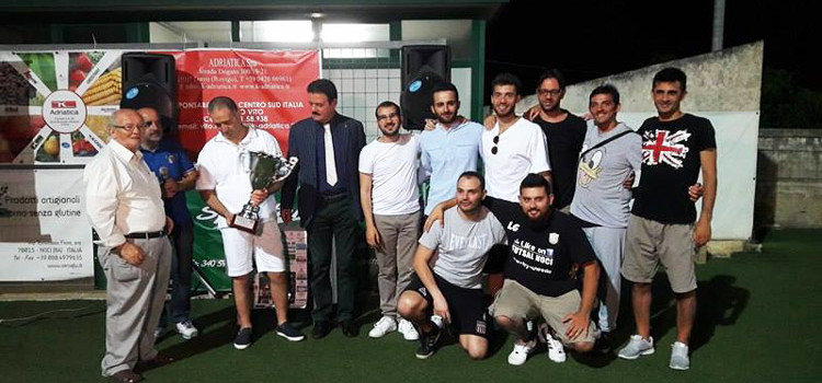 "10^ ""Solidarietà e Sport"", in memoria di Francesco Gentile"