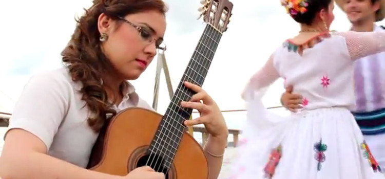 Angelica Rodrìguez in concerto