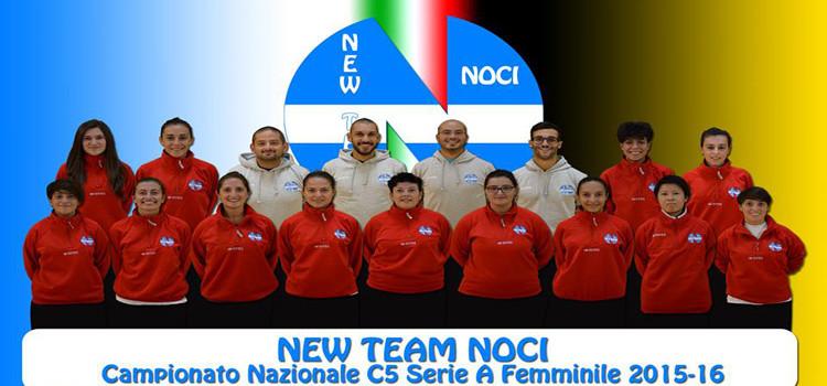 La New Team Noci si aggiudica la Coppa Disciplina