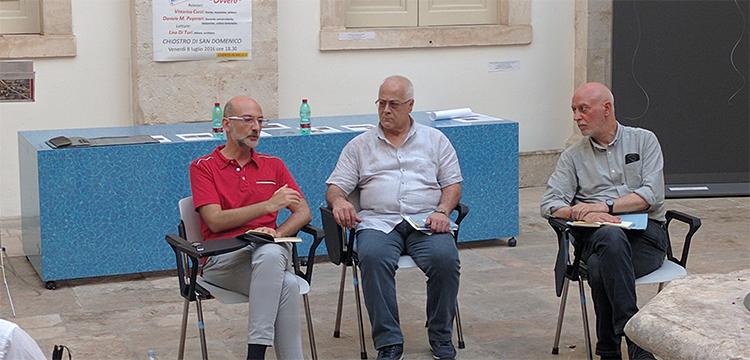 """""""Ovvero"""": il libro di Lino Angiulli raccontato da Vittorino Curci e Daniele M. Pegorari"""