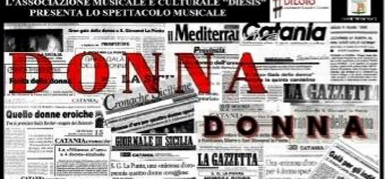 Diesis: Donna, Donna, Donna