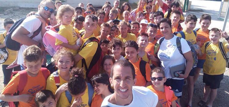 Summer Camp di successo per la Dinamo Basket