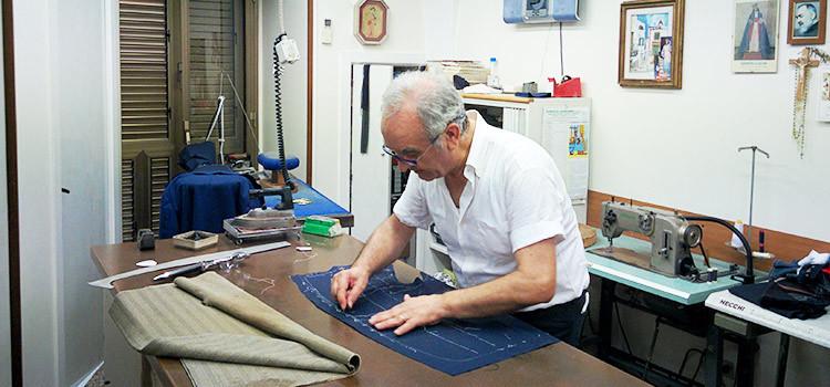 Mario Pastore, un'eccellenza nocese sulle passerelle dell'alta moda