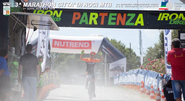 """Marathon """"Città di Noci"""", vince Degioia"""