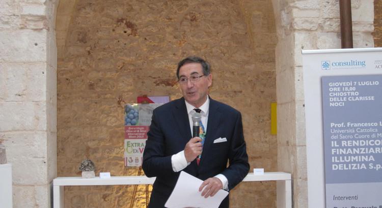 L'educazione finanziaria secondo Francesco Lenoci