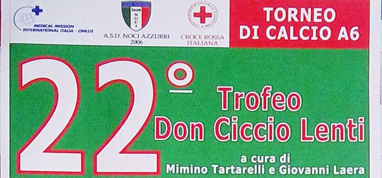 """Nuova data per il """"Don Ciccio Lenti"""""""