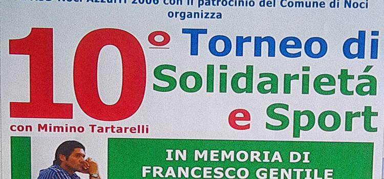 """Annullato il """"don Ciccio Lenti"""", domenica allo stadio: """"Solidarietà e Sport"""""""