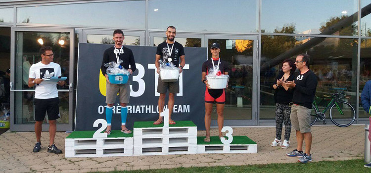 3° Triathlon Supersprint Città di Noci: vittoria per Marcello Roncone