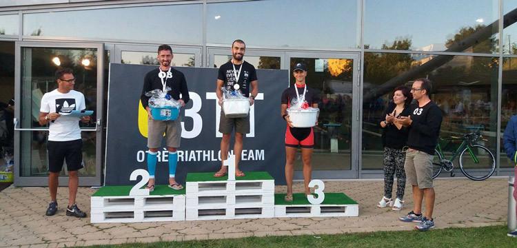 3° Triathlon Supersprint Città di Noci: vittoria per Marcello Roncone