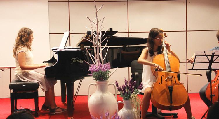 Saggio musicale Young, il pianoforte guarda al futuro