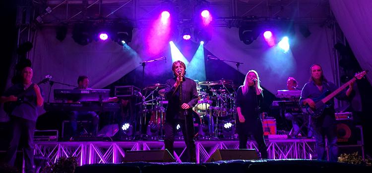 Fausto Leali: «Anche stasera la Puglia ha dimostrato il suo affetto e il suo amore per la musica»