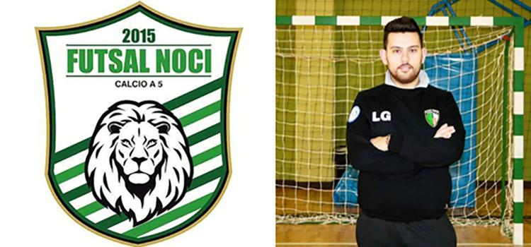 """Futsal Noci in C2: """"siamo dei ragazzi volenterosi e molto appassionati di calcio a 5"""""""