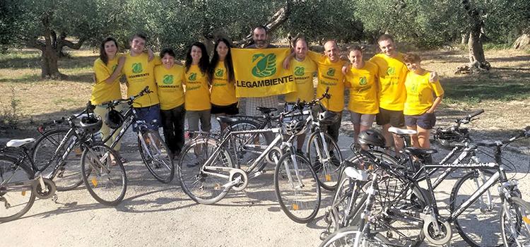 """Green City per """"In bicicletta nelle Murge"""""""