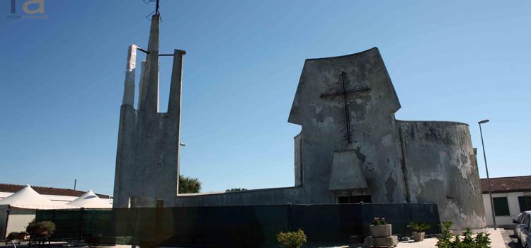 La chiesa di Lamadacqua messa in sicurezza