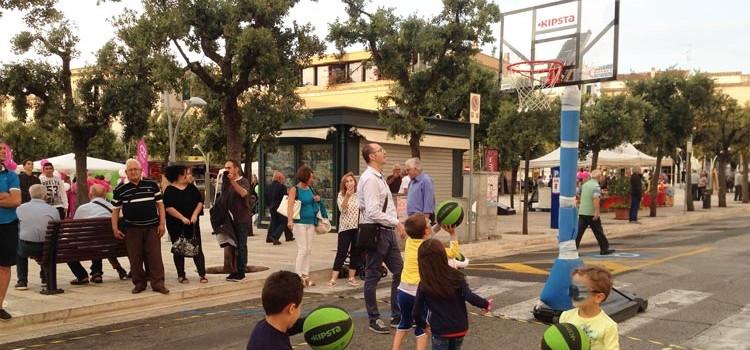Dinamo Basket, open day a Noci