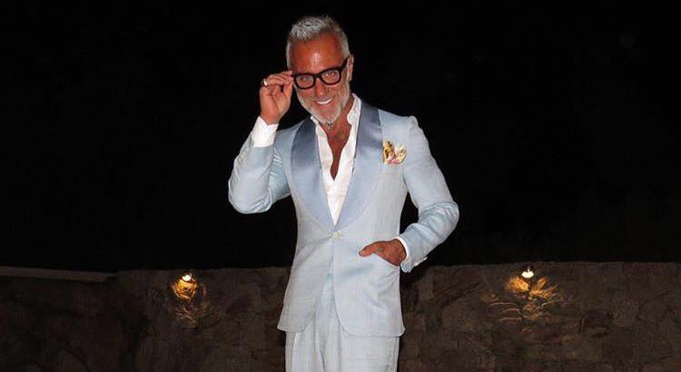 Gianluca Vacchi, il dandy che inneggia alla vita