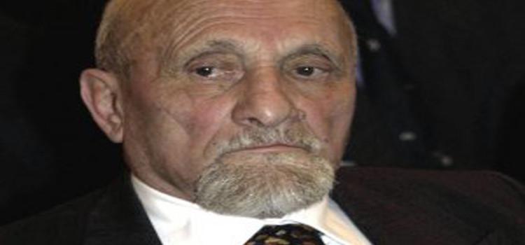 Muore Petrelli, il ricordo del sen Liuzzi