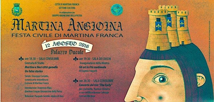 """Pasquale Gentile ospite di """"Martina Angioina"""""""
