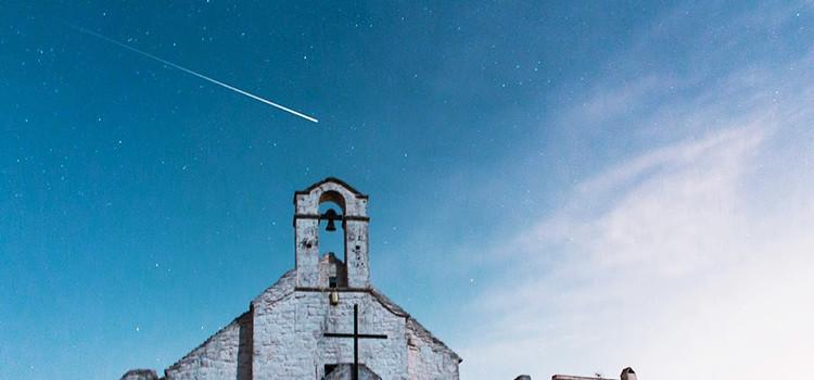 L'inquinamento luminoso dei cieli nocesi