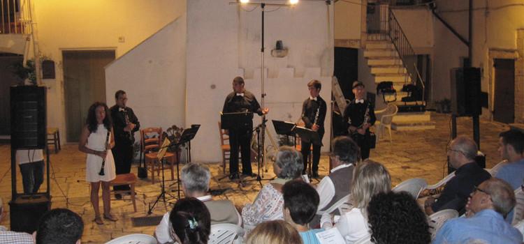 Notte di San Lorenzo con Largo al Quintetto