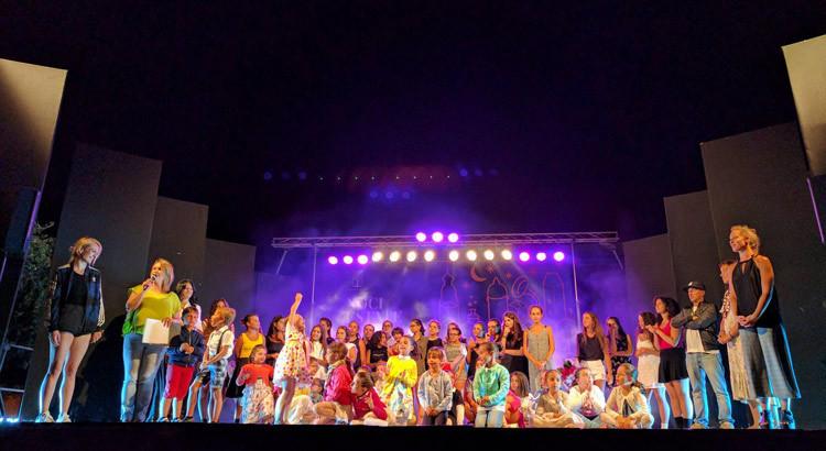 """""""Dance in Musicals"""", lo spettacolo danzante dell'A.S.D. Studio Danza"""