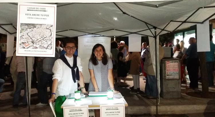 FAI-Luoghi del Cuore: la Young raccoglie firme per il centro storico
