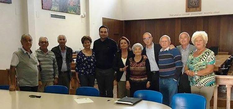 Centro Anziani: incontro bipartisan al Comune