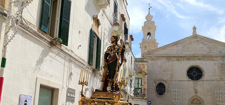 San Rocco 2016, tra novità e tradizione