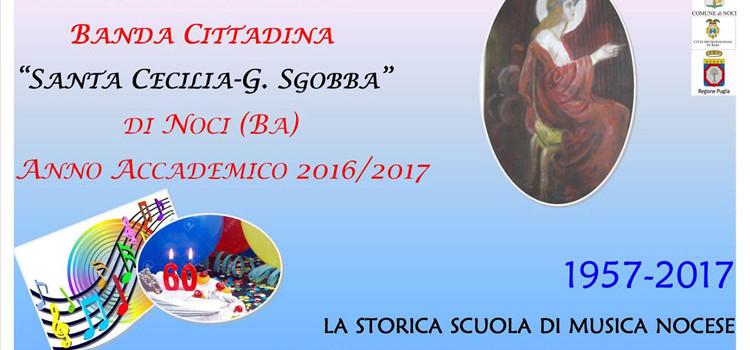 """Open day della banda cittadina """"S. Cecilia-G. Sgobba"""""""