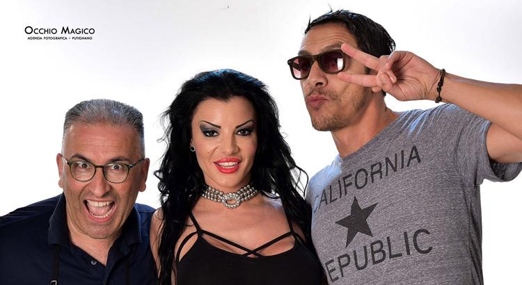 In foto: Russo, Fx, Matarrese