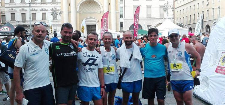 Montedoro: prestigioso quinto posto alla mezza maratona di Parma