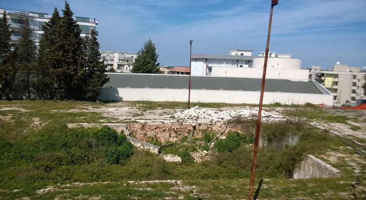 """Mu.Ra.: pubblicato bando di gara per la sistemazione dell'area """"ex piscina comunale"""""""
