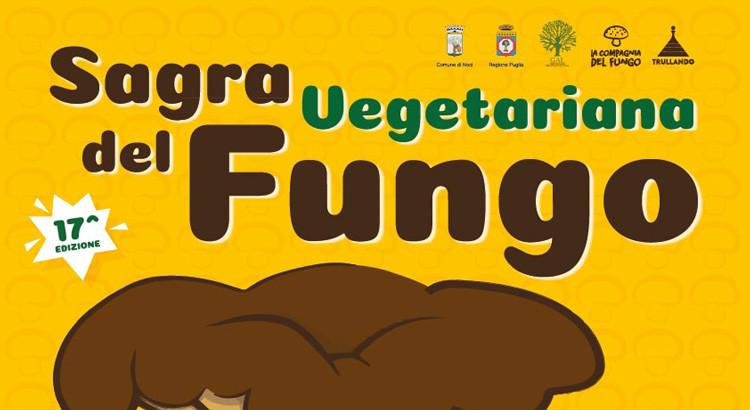 Sagra vegetariana del fungo