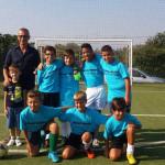 Trofeo San Rocco: Mimmo Bruno Parrucchieri, 3 posto