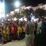 Trofeo San Rocco 2016: premiazione