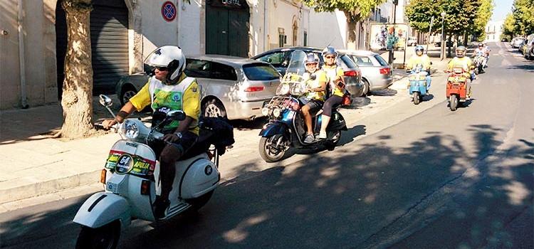 Il Vespa Club Noci sempre presente alle manifestazioni vespistiche